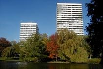 Wohnen über den Dächern der Stadt in der MARITIM-Residenz Gelsenkirchen