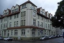 Großzügige geschnittene 4,5 Zimmer-Dachgeschosswohnung mit Balkon.