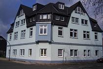 Vollstänig renovierte, großzügige Dachgeschosswohnung