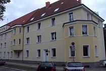 Possierliche, kleine 3,5 -  Raum -  Dachgeschosswohnung in Buer sucht junges Paar