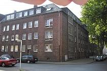Fünf zusammenhängende Wohnhäuser in Gelsenkirchen Horst unweit des Nordsternparks