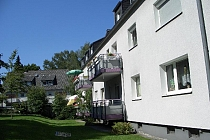 Tolle teilrenovierte 2,5-Zimmer-Wohnung in Essen-Bergerhausen - MIT BALKON!