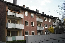 Riesige 4,5-Raum-Wohnung in Essen-Bergerhausen: ruhige Lage, guter Zustand, mit BALKON!!