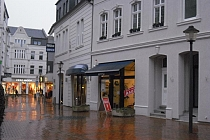 BUER-MITTE - Fußgängerzone:  Erstklassiges, sehr repräsentatives Ladenlokal an der Maximilianstraße