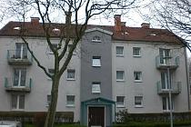 BALKON - LAMINAT - ZENTRALE  und  RUHIGE LAGE - Die perfekte Single-Wohnung (1,5 Raum) in Bergerhaus