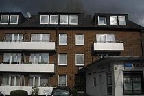 BUER-MITTE: Sehr gepflegte 2,5-Raum-Wohnung MIT BALKON