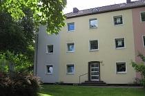 Sehr gepflegte 3,5-Zimmer-Wohnung MIT BALKON in Herne: PROVISIONSFREI