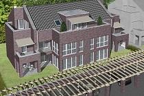 PENTHOUSE IN BUER-MITTE: Komfort, Qualität, Großzügigkeit mit drei Dachterrassen!