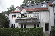 Exklusive 5,5-Raum-Maisonnette-Wohnung  in ruhiger Lage von Essen-Bergerhausen mit großem Balkon.