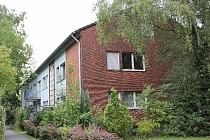 Renovierte 4,5 Raum Wohnung im Norden von Erle: Vollständig renoviert, 2 Balkone