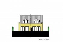 BUER -MITTE: NEUBAU-Doppelhaushälfte, STEIN-AUF-STEIN: Höchste Qualität in ausgezeichnete Lage