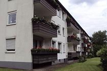 Sehr gepflegte 2,5-Zimmer-Wohnung mit Balkon in sehr ruhiger Lage von Erle - PROVISIONSFREI
