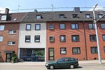 Zentral gelegen in Erle: Effizient aufgeteilte 3,5 - Raum - Etagenwohnung mit riesigem Balkon