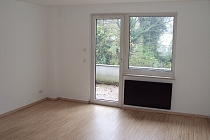 ZENTRAL und MODERN, 2,5 Zimmer-Wohnung im Essener Südostviertel mit großem Balkon  -  PROVISIONSFREI