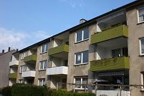 3,5-Raum-Wohnung in Essen-Bochold: sehr ruhige Lage, perfekte Aufteilung, mit BALKON!!