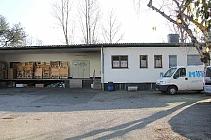 284 m² Lagerfläche inkl. Büro, Laderampe und ca. 430 m² Freifläche in Essen Katernberg