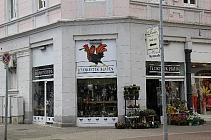 Eck-Ladenlokal in ausgezeichneter Lage von GE-Erle mit zwei großen Schaufensterfronten!