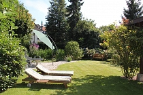 BESTLAGE IN BUER-MITTE: Das Haus im Zweifamilienhaus mit 2 Balkonen, Garten, Sauna, Garage