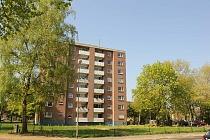 2,5-Zimmer-Wohnung in gutem Zustand in ruhiger Lage von Voerde   MIT BALKON  -  PROVISIONSFREI