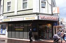 ABSOLUTE BESTLAGE der A - Lage in Buer: Hocheffizientes Ladenlokal mit breiter Schaufensterfront