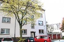 Nähe Uni Duisburg-Essen: Kostengünstige und effizient geschnittene 2,5-Raum-Singlewohnung