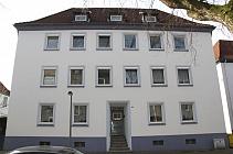 Günstige, gepflegte 2,5- Raum-Etagenwohnung mit Balkon in Schalke