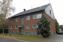 Großzügige, geräumige und gepflegte Büroetage mit Garage, Balkon und Garten in Bülse