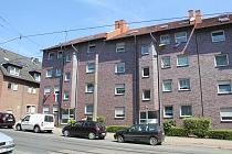 Gepflegte, gemütliche Ein -Raum Wohnung mit großem Balkon in Gelsenkirchen - Buer