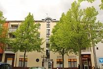 Zentral gelegen, gehobene Qualität: 2,5 Zimmer-Wohnung mit Balkon in der Innenstadt