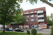 Perfekt für Singles oder Paare: 2,5-Raum-Wohnung mit Balkon und Dachgarten