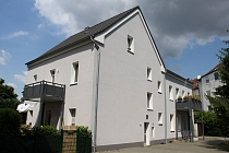 Buer - Mitte: Sehr gepflegte 2,5-Raum-Wohnung mit Balkon in saniertem Gebäude in ruhiger Lage