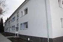 Ruhige Wohnlage in Erle: 2,5 - Eigentumswohnung im DG mit neuer Garage in saniertem 5-Familien-Haus