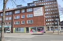 Renovierungsbedürftige und gut aufgeteilte 3,5-Raum-Wohnung mit Aufzug im Zentrum von Gelsenkirchen