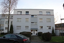 Perfekte, moderne 3,5 Erdgeschosswohnung mit Balkon in einem frisch sanierten Mehrfamilienhaus