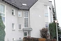 Exzellent aufgeteilte, gepflegte 3,5 Raum-Dachgeschosswohnung mit Balkon in ruhiger Lage von Buer