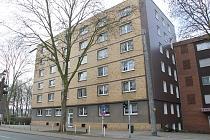 Provisionsfreie 2,5 Raum - Erdgeschosswohnung in Hassel: gut gepflegt, gut geschnitten, guter Preis