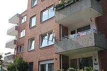 Exzellent aufgeteilt: Modernisierte 3,5 Raum-Dachgeschosswohnung mit Balkon in ruhiger Lage von Erle