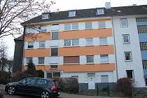 Wohnen im Zentrum von Essen: Gepflegte, gut aufgteilte 3,5 Etagenwohnung mit Balkon