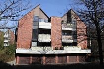 Gemütliche, helle 3,5-Raum - Dachgeschosswohnung mit Balkon und Garage in verkehrsberuhigter Lage