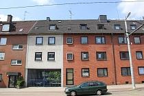 Frisch gestrichene, geräumige 3,5- Raum - Etagenwohnung mit Einbauküche in Gelsenkirchen Erle