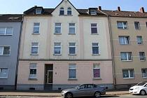 Familien aufgepasst! Effizent geschnittene 3,5 Erdgeschoss-Wohnung mit Gartennutzung in Bismarck