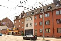 Gepflegte u. effizient geschnittene 3,5-Raum-Erdgeschoßwohnung mit Einbauküche in Gelsenkirchen Erle