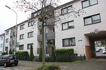 Sehr gut geschnittene und gepflegte 2,5 Erdgeschoss-Wohnung mit Balkon in Mülheim-Dümpten