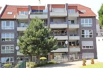 Charmante, gut aufgeteilte 2 Raum-Erdgeschosswohnung mit offener Küche, Balkon u. Stellplatz in Buer