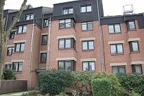 Stilvolles Wohnambiente in Buer-Mitte: 3,5 Zimmer Etagenwohnung mit Einbauküche, Balkon, Stellplatz