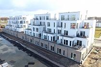 Im Herzen von Graf Bismarck: Ca. 141 m² Neubaubüro mit Terrasse im Hafenviertel direkt am Kanalufer