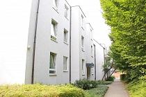 Gepflegte und effizient geschnittene 3,5- Raum - Erdgeschosswohnung und Garage in Gelsenkirchen Erle