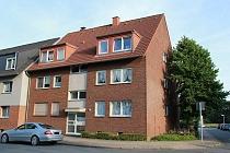 Geräumige, attraktive und charmante 2,5 Raum - Erdgeschosswohnung mit großem Balkon in Schaffrath