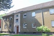 Gemütliche 3-Zimmer-Etagenwohnung in ruhiger Lage von Gelsenkirchen-Buer mit eigener Gartenparzelle