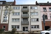 Sehr gepflegte 2,5 Raum-Erdgeschosswohnung in zentraler Lage von Gelsenkirchen-Erle